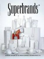 Superbrands sverige 2010